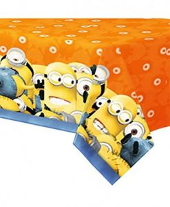 1-Tischdecke-MINIONS-fr-den-Kindergeburtstag-997974-Kinder-Geburtstag-Kinderparty-Party-Table-Cover-Despicable-Me-0
