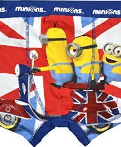 Minions-Boxershorts-England-mehrfarbig-0