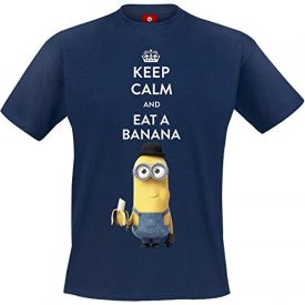 Minions-Keep-Calm-And-Eat-A-Banana-T-Shirt-navy-0-1